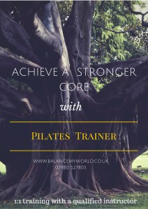 Achieve a stronger core with Pilates Trainer